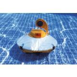 Robot aspirateur de piscine autonome Fresbee Bestway - Débit 2520 l/h