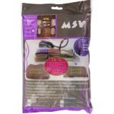 Housse gain de place MSV - A ranger - Longueur 60 cm - Largeur 80 cm