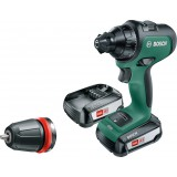 Perceuse-visseuse sans-fil AdvancedDrill 18 - 18 V - Bosch