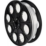 Câble H05 VV-F mètré 2,5 mm² Dhome - 1/2 touret - Blanc - Longueur 75 m