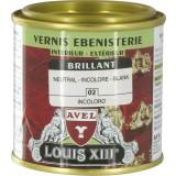 Vernis bois brillant 125 ml Avel Louis XIII - Incolore