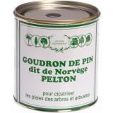 Goudron de pin dit de Norvège Pelton - Pot 800 g