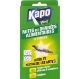 Mites alimentaires Kapo Vert - Piège - 2 pièges