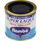 Laque brillante Flambo Flambo - 50 ml - Bleu marine