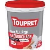 Enduit allégé de rebouchage Toupret - 600 ml
