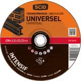 Disque abrasif universel SCID - Diamètre 230 mm