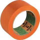 Ruban adhésif PVC orange Scapa - Longueur 33 m - Largeur 50 mm