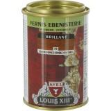 Vernis bois brillant 250 ml Avel Louis XIII - Chêne foncé