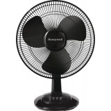 Ventilateur de table Oscillant HTF1220BE4 - Kaz - Honeywell- Noir
