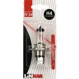 Ampoule automobile pour feux de croisement Linkar - H4 - 12 V - 55 W
