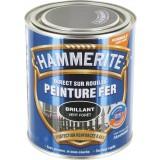 Peinture brillante Hammerite - Boîte 750 ml - Vert forêt