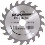 Lame au carbure pour scie circulaire SCID - Epaisseur 2,8 mm - 20 dents - Diamètre 140 mm - Alésage 20 mm