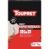 Reboucheur poudre rapide Toupret - Boîte 1 kg