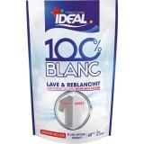 Blanchisseur teinture tissus 100 % Ideal - Sachet 300 g