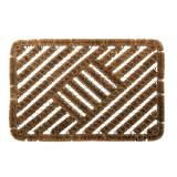 Grattoir coco-fer - Coco métal classique - Dimensions 40 x 60 cm