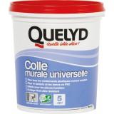 Colle pour revêtement mural souple Quelyd - Pot 1 kg