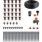 Kit Drip pour arrosage Claber - 25 pots