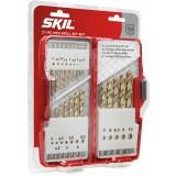 Set de 21 forets HSS Skill - 1.5 mm à 10 mm