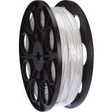 Câble télévision intérieur Dhome - 1/2 touret mètre - Blanc