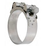 Collier à tourillons inox W4 Ace - Diamètre 104 - 112 mm - Vendu par 1