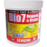 BIO 7 REGARDS & DRAINS ECOGENE 4 x 200 G