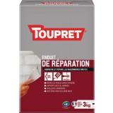 Enduit de réparation extérieure poudre Toupret - 3 kg