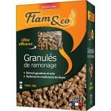 Granulés de ramonage Flam&co - 3 kg