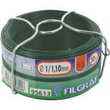 Bobinot plastique - Diamètre 1,1 mm - Vert