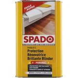 Emulsion brillante Blindor Spado - Parquets - Jaune - Bidon 1 l