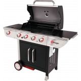 Barbecue à gaz inox Manhattan 450GPI - Somagic