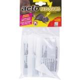 Souricide raticide appât avoine Acto - 7 sachets-doses de 20 g