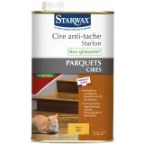 Cire anti-tâche Starlon Starwax - Liquide 1 l - Bois clair