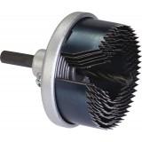 Scie cloche multilames acier qualité professionnelle SCID - Profondeur 30 mm - 6 lames
