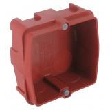 Boîte maçonnerie Legrand - Sortie de câble et prise 32 A - Profondeur 40 mm