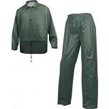 Ensemble de pluie veste et pantalon Delta Plus - Coutures étanchées