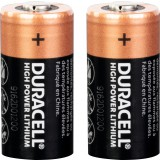 Pile SPE ULTRA Duracell - Pile 123 Lithium - 3 V - Blister de 2