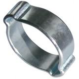 Collier à 2 oreilles standard W1 Ace - Diamètre 17 - 20 - Largeur 7,5 mm - Vendu par 10