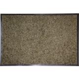 Tapis anti-poussières Mirande - Brun - Dimensions 60 x 80 cm
