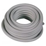 Câble H05 VV-F 1,5 mm² - Couronne 50 m - 3G 1,5 mm² - Gris