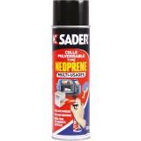 Colle néoprène pulvérisable Sader