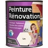 Peinture rénovation multi-surfaces Batir - Boîte 0,5 l - Lin