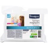 Eponge magique Starwax - Vendu par 2