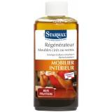 Régénérateur meubles cirés-vernis Starwax - Flacon 200 ml - Bois fruitier