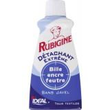 Détachant tâches organiques Rubigine - Flacon 100 ml - Bille / feutre / encre