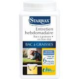 Entretien bac à graisse Starwax - Boîte 750 g