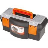 Boîte à outils plastique Tood - Longueur 360 mm
