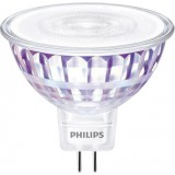 Ampoule LED réflecteur GU5,3 Philips - 621 Lumens - 7 W