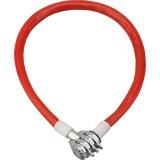 Cable antivol - Thirard - Câble diamètre 5 mm - Longueur 0.50 m - Mécanisme à combinaison
