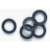 Joint caoutchouc EPDM - Assortiment de diamètres - Vendu par 8