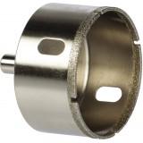Trépan couronne diamantée avec foret centreur SCID - Diamètre 65 mm